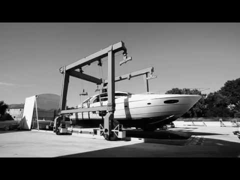 Pershing Yacht - Pershing 70