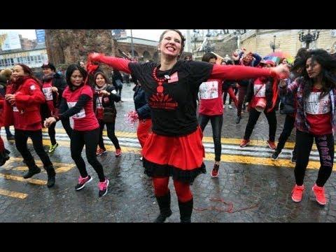 One Billion Rising 2018, a San Valentino un miliardo di voci contro la violenza sulle donne