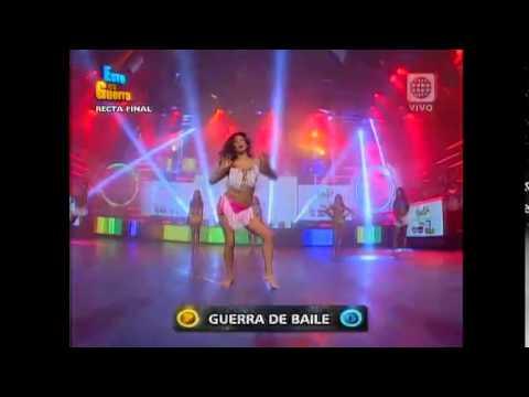 jazmin - Esto es Guerra - Jazmin Pinedo gana concurso de baile Mira el programa del 25-08-2014 completo en HD a través de américa tvGO: http://bit.ly/1BYSys0 esto es guerra sexta temporada 25-08-2014...