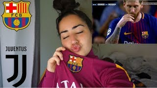 Download Video BARCELONA VS JUVENTUS 3-0 | ALL GOALS AND HIGHLIGHTS | REACTION VIDEO!! MP3 3GP MP4