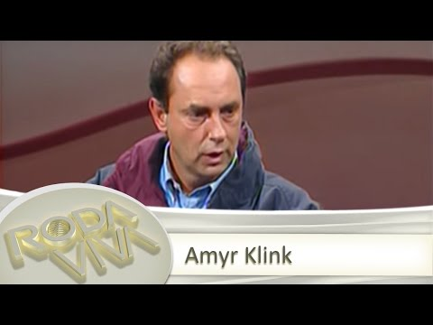 Amyr Klink - 15/05/2000
