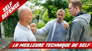 LA MEILLEURE TECHNIQUE DE SELF DEFENSE !
