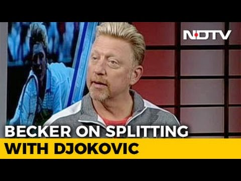 I Had An Unbelievable Time Coaching Novak Djokovic: Boris Becker