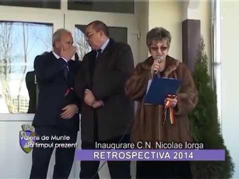 Emisiunea Vălenii de Munte la timpul prezent – retrospectivă 2014 (I) – 9 ianuarie 2015