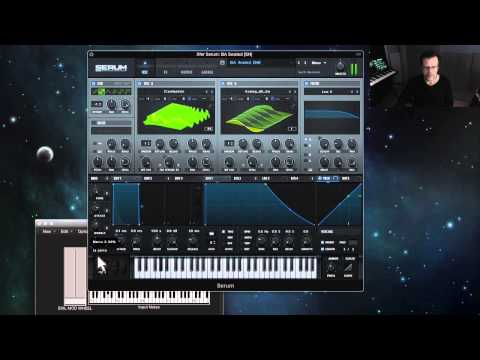 Records - New Synth! Woot!! Serum is a next-generation high quality synthesizer from Steve Duda at Xfer Records. Enjoy a tour of what this synth can do! If you wanna buy this and get your SERIOUS Wavetable...