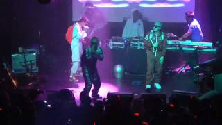 """FM - Far East Movement LIVE Performance of """"I Party"""" at the Fillmore"""