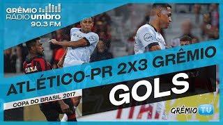 Confira os gols da classificação Tricolor para a semifinal da Copa do Brasil 2017, sobre a equipe do Atlético-PR, na Arena da...