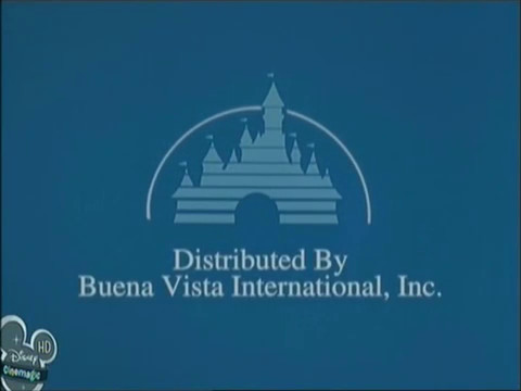 Distributed By Buena Vista International, Inc. (2001)