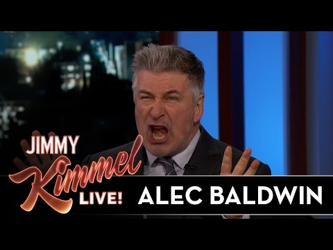Alec Baldwin on Playing Donald Trump on SNL