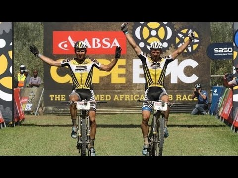Cape Epic race: first stage winner emerges (видео)