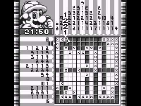 Mario's Picross 2 Game Boy