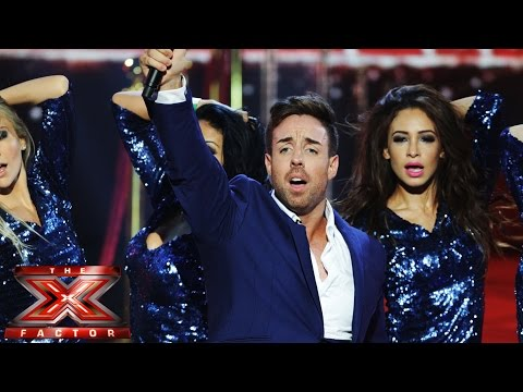 never - Visit the official site: http://itv.com/xfactor Last week's performance of Livin La Vida Loca left everybody open-mouthed, but Stevi has pulled another energetic performance out of the Ritchie...