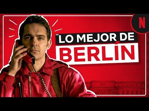 Cartas de amor - Gracias por tanto, Berlín  La Casa de Papel  Netflix