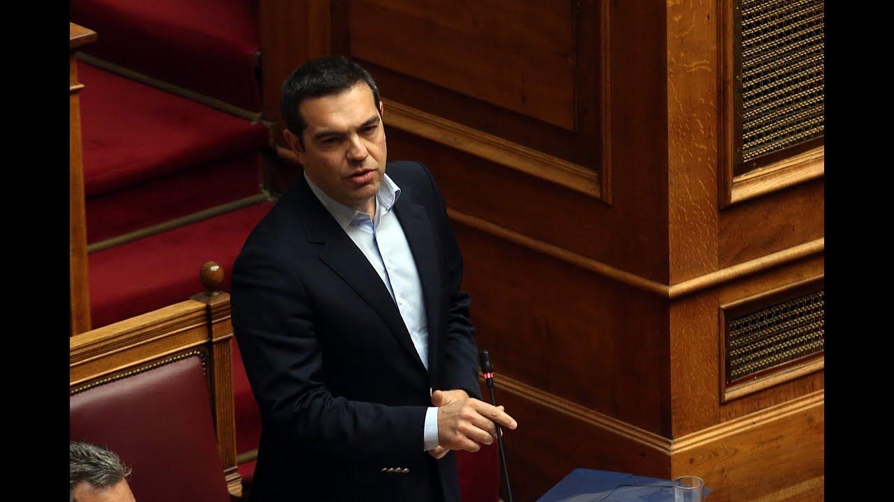 Παρέμβαση στη Βουλή στη συζήτηση επί της τροπολογίας για την καταβολή αναδρομικών