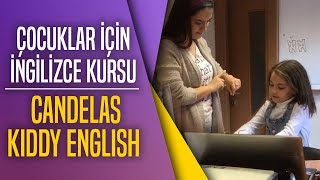 Çocuklar için İngilizce Kursu - Candelas Kiddy English 3