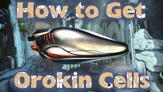 Warframe: How to Get Orokin Cells!