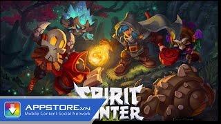 [Game] Spirit Hunter - Tập làm đại pháp sư - AppStoreVn, tin công nghệ, công nghệ mới