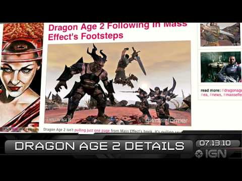 preview-IGN Daily Fix, 7-13: Batman Arkham Asylum 2 and Dragon Age 2 (IGN)