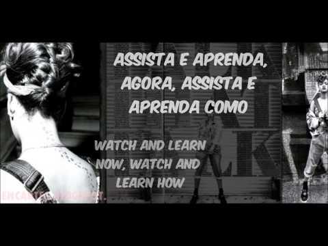 WATCH N' LEARN Rihanna) Letra e Tradução HD