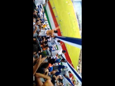 Velez vs gymnasia hinchada 2016 - La Pandilla de Liniers - Vélez Sarsfield