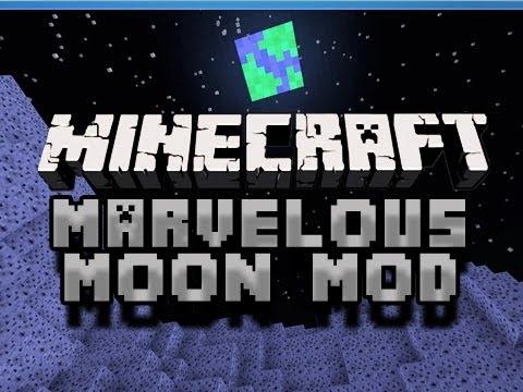 Minecraft Moon Mod