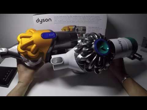 Dyson DC43H EU Aspirapolvere Portatile (recensione ITA)