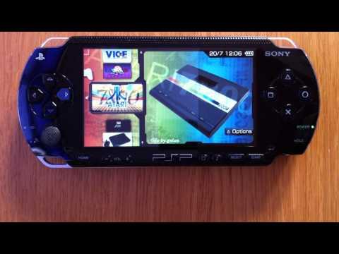 PSP memory card preview-emulators/games/movies-eBay seller sajidokidpsp