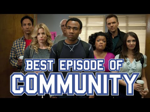 The Best Episode of Community: Mixology Certification
