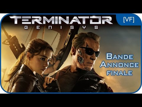 TERMINATOR GENISYS - Bande-annonce finale [VF]