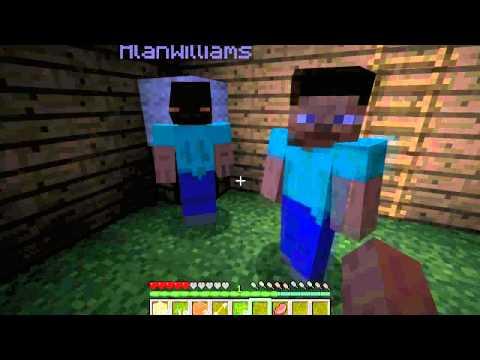 Minecraft приключения вместе с proart alanwilliams
