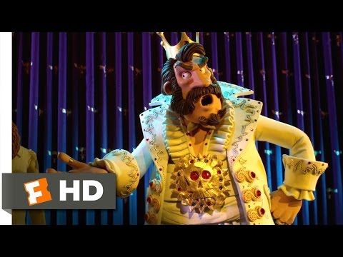 The Pirates! Band of Misfits (7/10) Movie CLIP - A Pirate No More (2012) HD