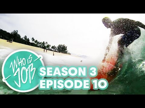 job - CLICK for Poopies' season recap: http://win.gs/1w86KsI Prepare for a feast of barrels as seen through Jamie O'Brien's eyes! In the season Finale of