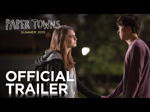 Paper Towns | Official HD Trailer #2 | 2015 видео
