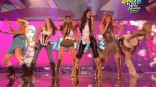 The Pussycat Dolls - BEST Performance of Don't Cha Live At MTV EMA's 2005