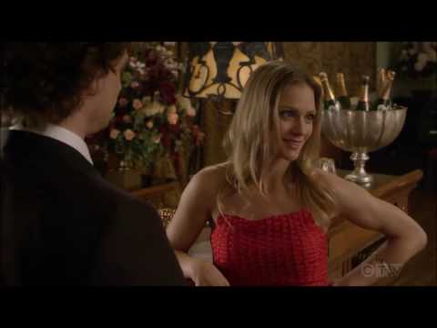 Criminal Minds 14x15 JJ and Spencer Wedding Scene