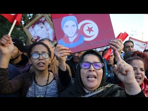 Tυνησία: Διαδηλώσεις για τα επτά χρόνια από την «αραβική άνοιξη»