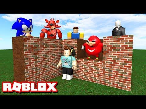 BUILD TO SURVIVE MONSTERS!   Roblox Adventures (видео)