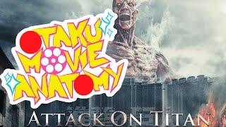 Attack on Titan: Crimson Bow & Arrow Review | Otaku Movie Anatomy