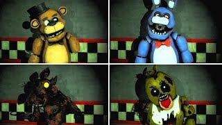 Video [FNAF SFM VR] Fixing ALL Animatronics (Five Nights at Freddy's Help Wanted Animation) MP3, 3GP, MP4, WEBM, AVI, FLV Agustus 2019