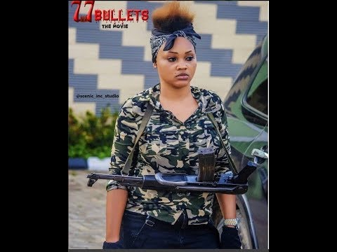 AFTER MARITAL CRISIS, MERCY AIGBE  RETURNS WITH 77 BULLETS
