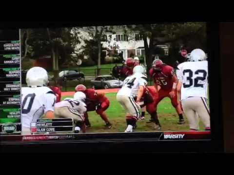 MSG Varsity Glen Cove vs Hewlett 10/06/12