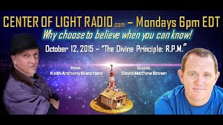 """The Divine Principle: R.P.M."""