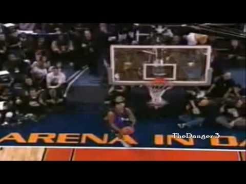 Vince Carter - Windmill  Dunk Collection
