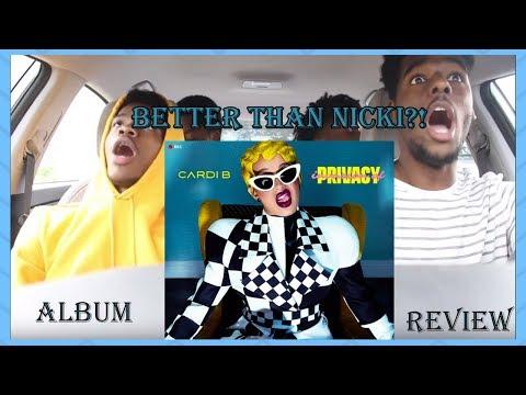 CARDI B: Invasion of Privacy [Album Review]   Better than Nicki Minaj?