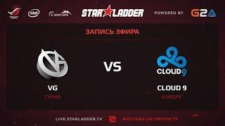 VG vs Cloud9, game 2