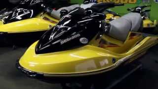 4. 2004 seadoo bombardier GTX Limited Supercharger -jetski Unit 1