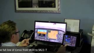 IA Simulation Services Now Include TouchTrainer For Cirrus Aircraft
