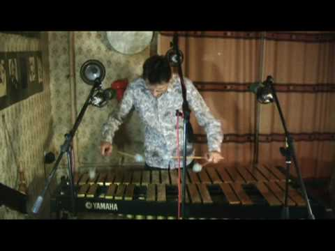 Johann Jacob FROBERGER: Toccata II, D minor, FbWV 102; Performed by Yan Snimschikov (vibraphone)