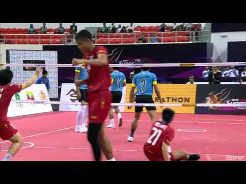 ISTAF 2014 MALAYSIA vs THAILAND MEN'S FINAL