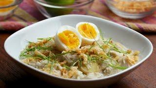 How To Make Filipino Arroz Caldo As Made By Janna •Tasty by Tasty